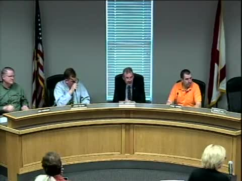 Commission Meeting - March 25, 2015