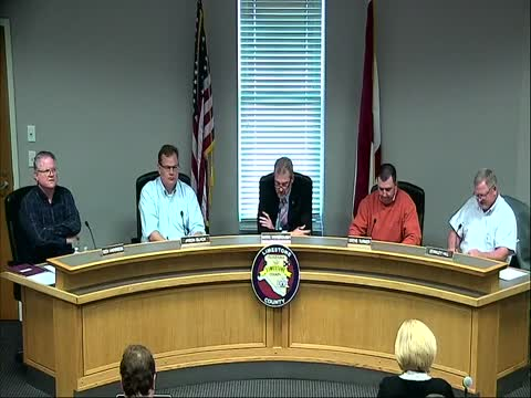 Commission Meeting - December 7, 2015
