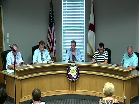 Commission Meeting - July 20, 2015