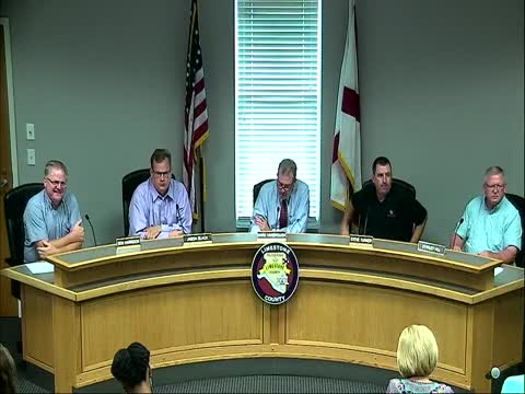 Commission Meeting - August 17, 2015