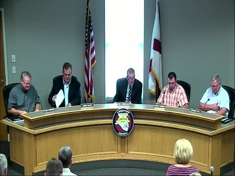 Commission Meeting - September 21, 2015