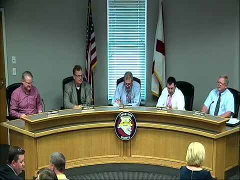 Commission Meeting - October 5, 2015