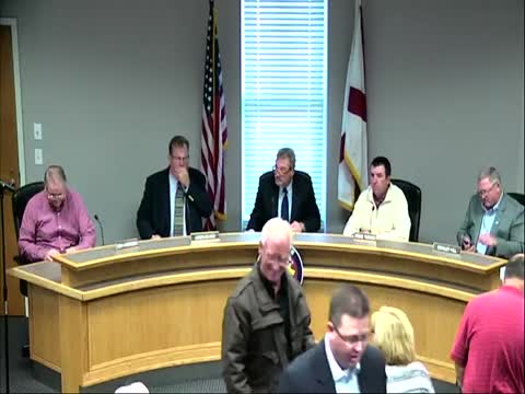 Commission Meeting - October 19, 2015