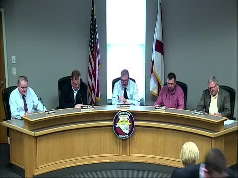 Commission Meeting - November 2, 2015