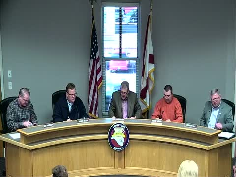 Commission Meeting - January 19, 2016